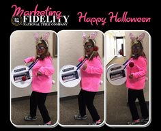 Happy Halloween | Fidelity National Title Company (Colorado) - Marketing Department Energizing the Colorado Real Estate Community | #HappyHalloween