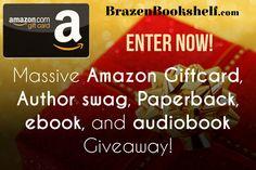 BrazenBookshelf.com Christmas Giveaway!