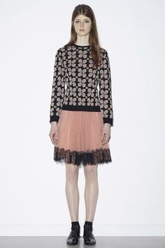 Red Valentino Pre-Spring/Summer 2016 collection. Click through to see the full gallery on Vogue.co.uk.