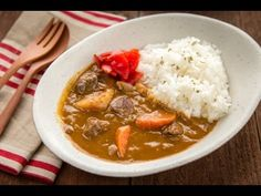My two year old's favorite! How to Make Beef Curry (Recipe) ビーフカレーの作り方(レシピ)