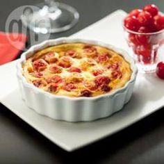 Authentic French cherry clafoutis @ allrecipes.co.uk