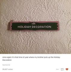 This post ~sleighs~. Diy Tumblr, Funny Tumblr Posts, West Elm, Christmas Tumblr, Funny Christmas, Christmas Art, Haha, Funny Cute, Super Funny