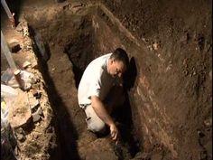 Archeologische opgravingen - YouTube