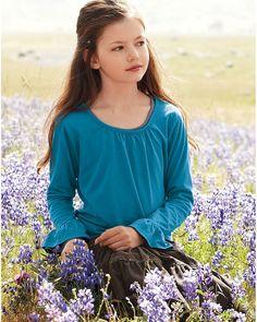 Mackenzie Foy - Percabeth Child