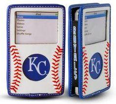 Kansas City Royals Large iPod Case