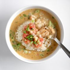 The Food Pusher: White Chicken Chili ala Cheesecake Factory