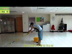 514 餐廳地面大面積施工塗塗抹方法