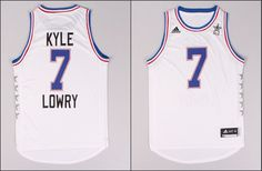 Toronto Raptors Kyle Lowry East All-Star White 313b052fe