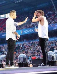 Liam & Louis // Oslo // 06.19.15