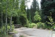 Campground Details - LEDGEFORK, UT - ReserveAmerica - [NRSO]