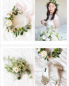 Beautiful images from @stephanie_swann of stunning @jayarcherblooms florals with…
