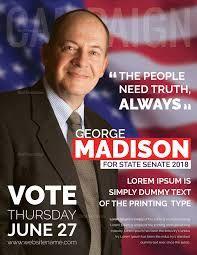 Best Political Flyer Print Templates Link  HttpWwwFripIn