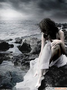 The Water was calling to me. Yet, I didn't want to listen. I did not want to enter into the depths of the Water.