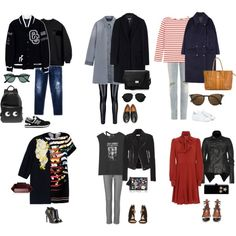 Mom With Sneakers: 3 days' 6 outfits