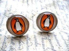 Penguin Classic Earrings | 37 Ways To Proudly Wear Your Love Of Books
