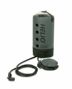 Amazon.com: Nemo Equipment HelioPressure Shower: Sports & Outdoors