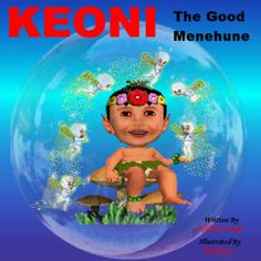 Keoni The Good Menehune  This is the first book in the Keoni series.  As the story begins, we find Keoni worrying about why he is so different than the other Menehune boys in his village.  Keoni starts his journey towards his destiny by discovering the magical powers he has and meeting some foreign creatures that will play a major part in his adventures. http://www.kaimanu.net/books_for_sale/Book%20Purchase%20-%20Keoni%20the%20Good%20Menehune.html…