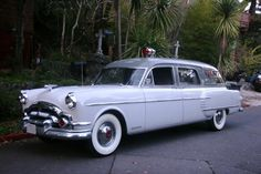 1953 Packard Combination Hearse-Ambulance