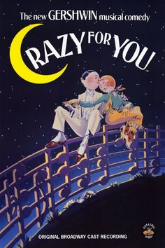 Crazy For You Movie Posters From Movie Poster Shop