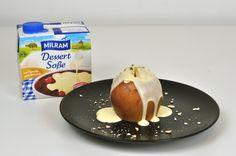 Milram Dessert Soße Vanille für Genießer
