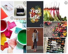 WEEKLY INSPIRATION WITH MONDAY MOOD BOARD 19   THE PAPER CURATOR