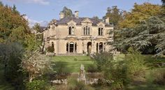 Beechwood House, England. I've stayed here, and have to say it's every bit as elegant inside as out.