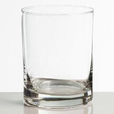 One of my favorite discoveries at WorldMarket.com: Heavy Sham DOF Glasses, Set of 4