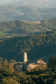 Frontino, il salotto del Montefeltro
