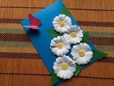 Ромашки из Бумаги Своими Руками/ Chamomile of crepe paper Tutorial / DIY цветы ✿ NataliDoma - YouTube