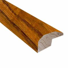 Heritage Mill Oak Old World in. Thick x 2 in. Wide x 78 in. Length Carpet Reducer/Baby Threshold - The Home Depot Johnson City Tennessee, Wood Molding Trim, Loft Flooring, Cork Underlayment, Real Wood Floors, Floor Trim, Wood Species, Old World, Solid Wood