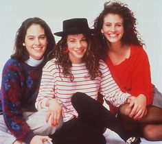 """Julian Steinberg Never Give Our Love Away (""""Mystic Pizza"""") Romantic Movies On Netflix, Best Romantic Movies, Good Movies To Watch, Great Movies, 80s Movies, Julia Roberts, Lili Taylor, Annabeth Gish, Mystic Pizza"""