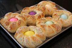 Italian Easter Bread cattclan