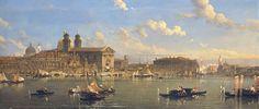 David Roberts Giudecca, Venedik