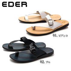 送料無料☆ エダーシューズ(EDER SHOES)レザー サンダル。送料無料 エダーシューズ ヨーコ 2026 全2色 レザー サンダル(EDER SHOES 2026 YOKO)メンズ(男性用) 天然皮革 本革 レザー 靴 カジュアル MADE IN ITALY イタリア製