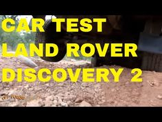 Car test - Land Rover Discovery 2 V8 Auto car Test (2018) - YouTube