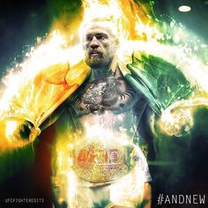 fan-made art of Conor McGregor at #UFC189 : if you love #MMA, you'll love the #UFC & #MixedMartialArts inspired fashion at CageCult: http://cagecult.com/mma