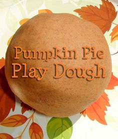 Pumpkin pie play dough? Yes, please! Try this recipe from @ChildhoodBeckon for sweet smelling fun. #playtime