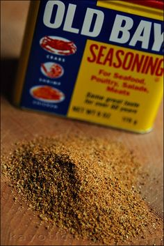 Homemade Old Bay Seasoning Mix