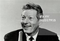 Danny Kaye; 4 oktober 1966; persconferentie in Toronto, Canada.
