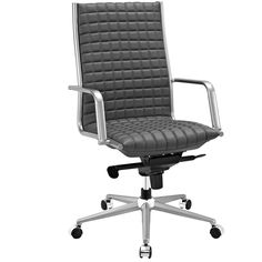 Pattern Highback Office Chair EEI-2122