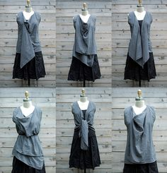 convertible clothing patterns   Convertible Dresses – The Versatile Multiwear Apparels ...