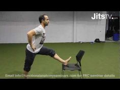 How to stretch your hamstrings properly with Dr. Andreo Spina - Jits Magazine - YouTube