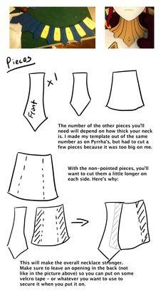 Quick tutorial: Pyrrha's necklace by Zephyros-Phoenix