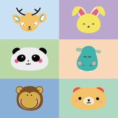Got some cute animals waiting for a storyline!  #mycreativebiz #bandofun #illustration #drawing #doodle #myunicornlife