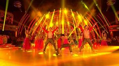 bollywood dancing | Come Dancing, Series 12, Week 10, Strictly Pros Bollywood Dance ...