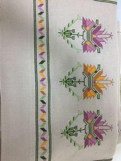 Cross Stitch Art, Cross Stitch Patterns, Crochet, Crochet Edging Patterns, Crochet Edgings, Cross Stitch Embroidery, Towels, Bullion Embroidery, Dots
