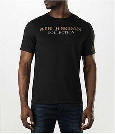 Jordan Men's Air 10 Collection T-Shirt Jordan 2016, Finish Line, Jordans, Mens Tops, T Shirt, Collection, Fashion, Supreme T Shirt, Moda