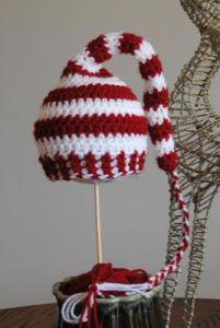 Trendy Elf Christmas Hat
