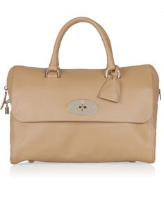 Mulberry Del Rey Leather Tote