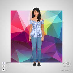 Traje de moda hecho por Daf usando ropa de Topshop, Moda Operandi, Vans. Estilo hecho en Trendage